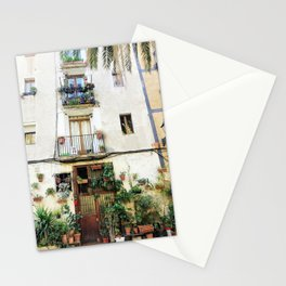 Plants of El Born Stationery Cards
