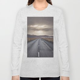 Route 1 - Landscape and Nature Photography Long Sleeve T-shirt