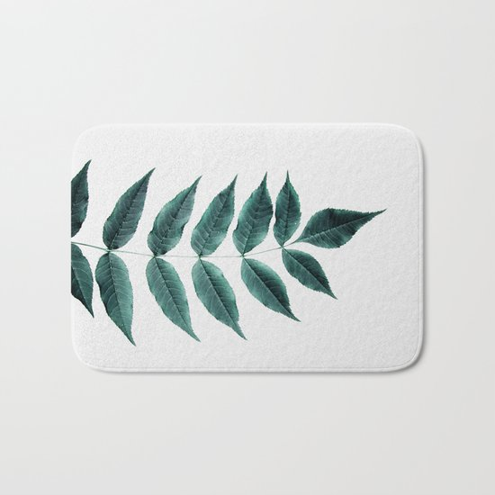 Leaves 3A Bath Mat