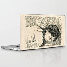 Death of a child in Eden. Laptop & iPad Skin