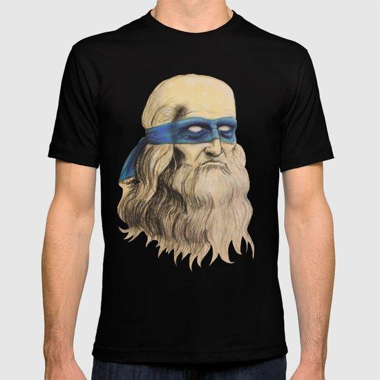 Leo TMNT T-shirt