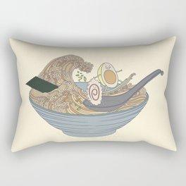 THE GREAT SLURP Rectangular Pillow