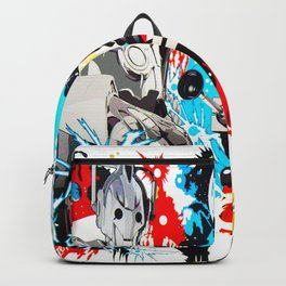 Doctor Who Mash Up Backpack