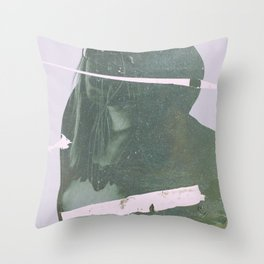 Suicide Witch I Throw Pillow