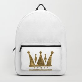 Golden Crown Backpack