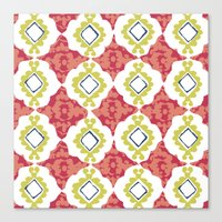 matisse Canvas Prints featuring Matisse inspired  by ottomanbrim