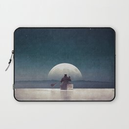 Silent wish... Laptop Sleeve