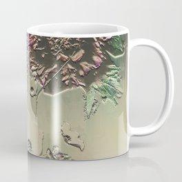 Metallic Botany Coffee Mug