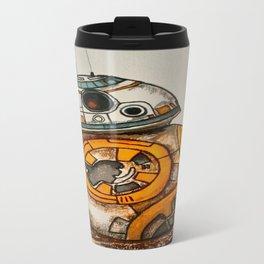 BB-8 Gets Dirty Travel Mug