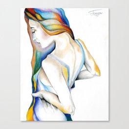 Rebirth by J Namerow Canvas Print