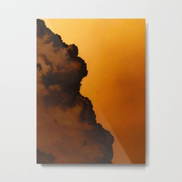 CLOUDS REGENERATED v1 Metal Print