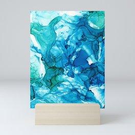 Into the Blue I Mini Art Print