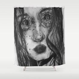 Noggthmare Shower Curtain
