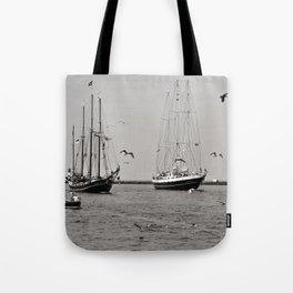 Hanse SAIL - Warnemuende - Baltic Sea  Tote Bag