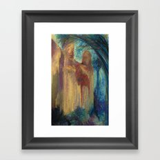 Abstract Landscape IV Framed Art Print