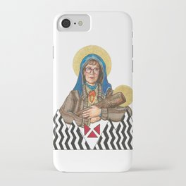 Our Log Lady Of Perpetual Help iPhone Case