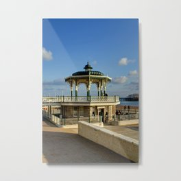 Brighton Bandstand Metal Print