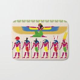 EYGPTIAN GODS Bath Mat