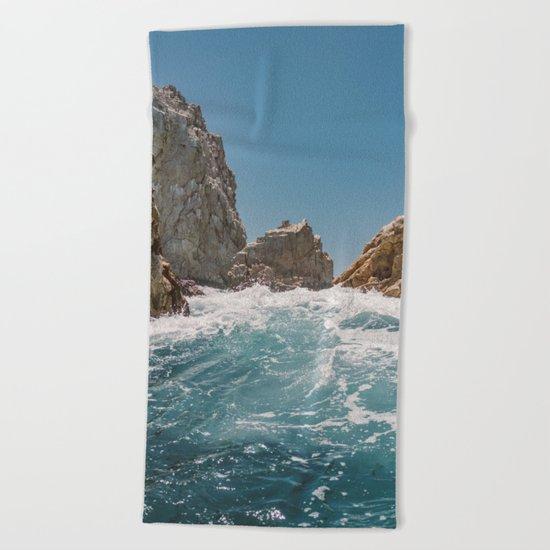 Cabo San Lucas VIII Beach Towel