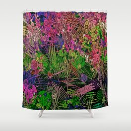 :: Paradise :: Shower Curtain