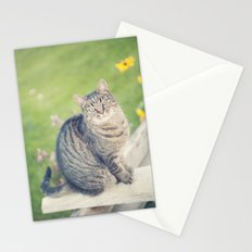 In a past life... Stationery Cards