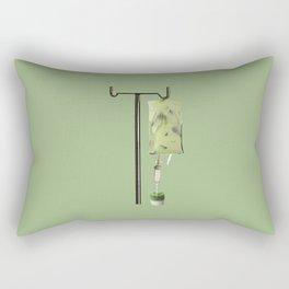 matchaddiction Rectangular Pillow