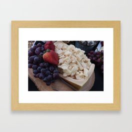 Charcuterie Board Framed Art Print