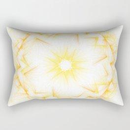 Solar Plexus Rectangular Pillow