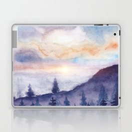 Into The Forest IX Laptop & iPad Skin