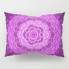 Sahasrara chakra Pillow Sham
