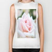 rose Biker Tanks featuring Rose by WhimsyRomance&Fun