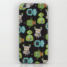 Robot Life iPhone & iPod Skin