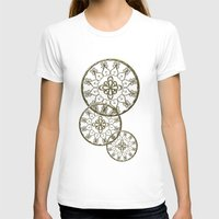 nemo T-shirts featuring Golden Nemo Pattern by Britta Glodde