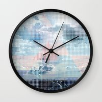 kerouac Wall Clocks featuring On the Road by Stop::mashina ~SharenBob