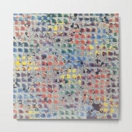 Abstractart 139 Metal Print