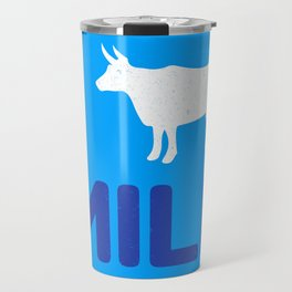 I heart Milk Travel Mug