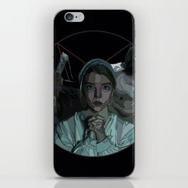 The Witch alternative poster iPhone Skin