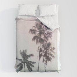 Palm Daze Duvet Cover