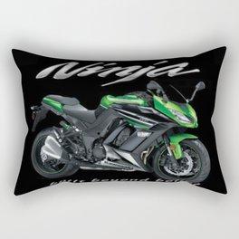 Ninja Accessories-Kawasaki Rectangular Pillow