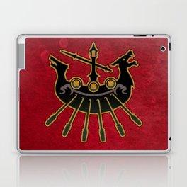 Limsa Lominsa flag - The Maelstrom ( FFXIV) Laptop & iPad Skin