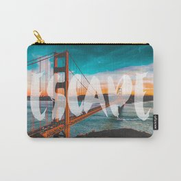 ESCAPE San Francisco Carry-All Pouch