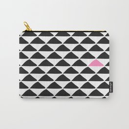 Black triangles & a weird one. Carry-All Pouch