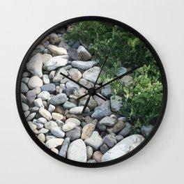 Seawall Wall Clock