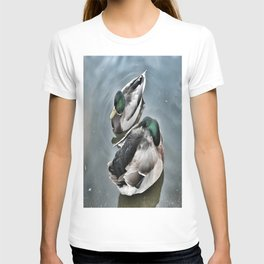 Duck, Duck...Where's the Goose? T-shirt