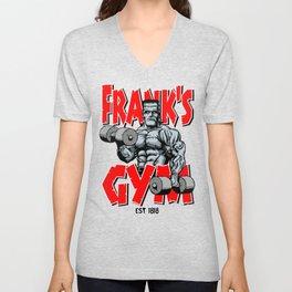 Frank's Gym Unisex V-Neck