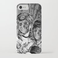 sister iPhone & iPod Cases featuring SISTER  by DIVIDUS