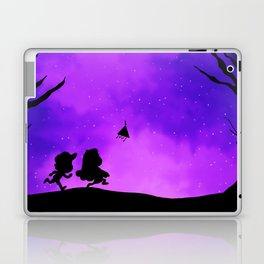 Gravity Falls - Purple Laptop & iPad Skin