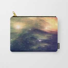 Galaxy: Pleiades Star Cluster neBULa Deep Pastels Carry-All Pouch