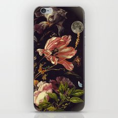 Under the moon of love iPhone Skin