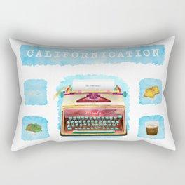 Californication Rectangular Pillow